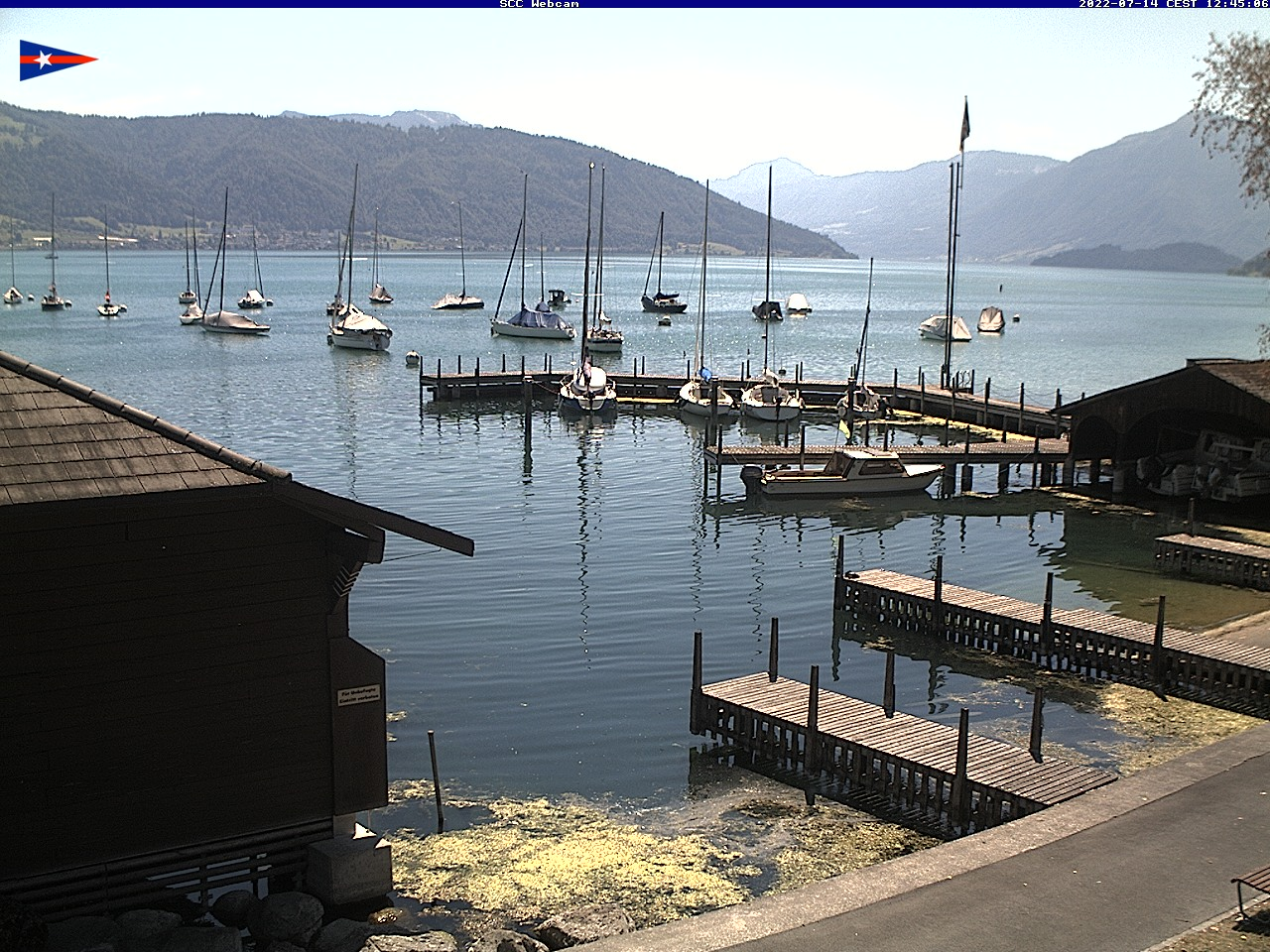 Webcam-Livebild Aktualisierung jede Min